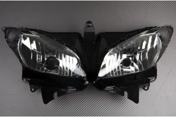 Optique avant Yamaha Fazer 600 800 FZ6S FZ8S 2004 / 2015