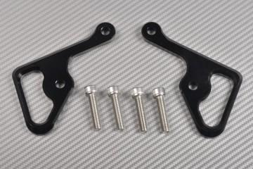 Smart brackets - Straps fastenings SUZUKI GSXR 600 / 750 2011 - 2017