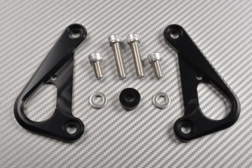Smart brackets - Straps fastenings KAWASAKI ZX6R 2009 - 2012