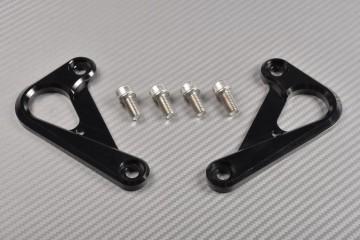 Smart brackets - Straps fastenings KAWASAKI ZX6R 2013 - 2018