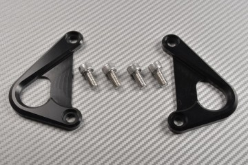 Smart brackets - Straps fastenings KAWASAKI ZX10R 2011 - 2020