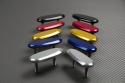 Tapas orificios retrovisores de aluminio anodizado Muchos SUZUKI