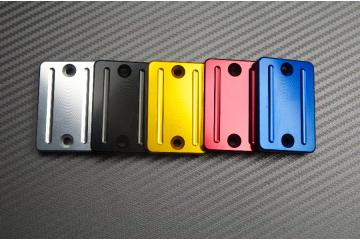 Eloxierte Bremsflüssigkeitsbehälterkappe hinten für HONDA und SUZUKI