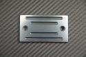 Eloxierte Bremsflüssigkeitsbehälterkappe vorne für SUZUKI