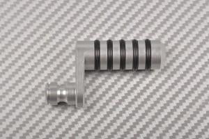 Embout de sélecteur en aluminium anodisé