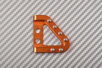 Punta del cambio de velocidades de aluminio anodizado