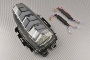 Fanale posteriore indicatori di direzione integrato