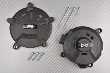 KIT Tampons de Protection Carters KTM Superduke R 1290 2014 - 2019