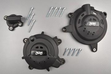 Getriebe Sturzpad KIT KAWASAKI Z400 / NINJA 400