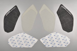 Adhesive tank side traction pads Honda CBR 600RR 2003-2006
