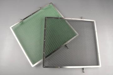 Radiator protection grill KAWASAKI GTR / ZZR 1400 2006 - 2020