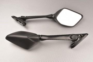 Paar Verstellbarer Rückspiegel mit Blinker YAMAHA YZF R3 2016 / 2018
