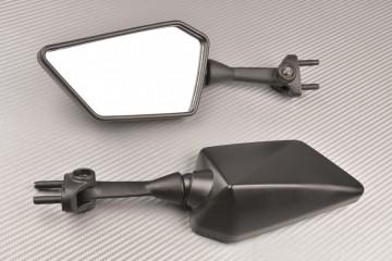 Paar Verstellbarer Rückspiegel mit Blinker KAWASAKI NINJA 250R 2008 / 2012