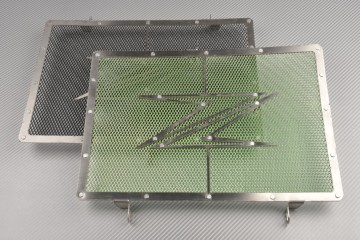 Radiator protection grill KAWASAKI Z750 & Z750R 2007 - 2013 / Z1000 & Z1000SX 2007 - 2019