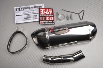 Slip On Exhaust YOSHIMURA SS/CF SUZUKI GSR 750 2011 - 2016