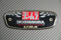Auspuffplakette YOSHIMURA TRS R-77 RS-5