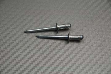 Nieten für Auspuffanlagen aus Carbon, Aluminium oder Edelstahl