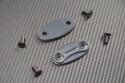 Tapas orificios retrovisores de aluminio anodizado Muchos HONDA