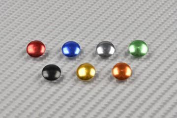Tapas para tornillos de aluminio anodizado