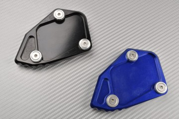 Anodised aluminum sidestand foot enlarger BMW R1200GS 2008 - 2012