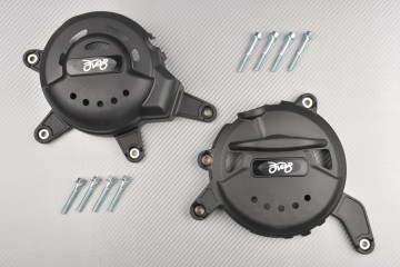KIT Tampons de Protection Carters KTM RC / DUKE 125 200 390