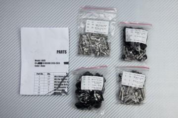 Complete Fairings Fastening Hardware Set BMW S1000RR / HP4