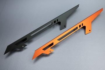 Cubrecadena de aluminio anodizado KTM DUKE 125 200 390