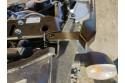 Asidero pasajero trasero anodizado YAMAHA MT09 / SP 2017 - 2020