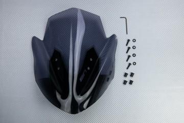 PVC Windschild Touring Kawasaki ER6 N 09 / 16