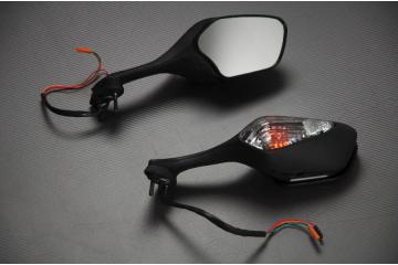 Paar Verstellbarer Rückspiegel mit Blinker Honda CBR 1000 RR 08 - 16 & VFR 800 1200 13 - 20