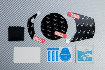 Speedometer protection TPU film KAWASAKI NINJA 650 / NINJA 400R 2017 - 2020