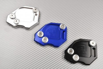 Anodised aluminum sidestand foot enlarger BMW F800 GS / GT  / S / ST F700 GS