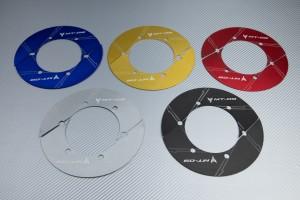 Cache Couronne en aluminium anodisé YAMAHA MT09 / Tracer / XSR 900 2013 - 2020