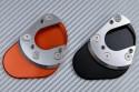 Anodised aluminum sidestand foot enlarger KTM DUKE 125 200 390 2011 - 2016