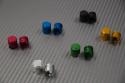 Anodized Universal Valve Caps