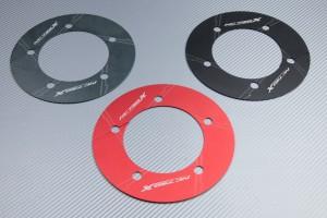 Cache Couronne en aluminium anodisé HONDA NC 750 2014 - 2020