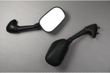 Pair of Aftermarket Rearview Mirrors for YAMAHA YZF R1 2002 - 2003