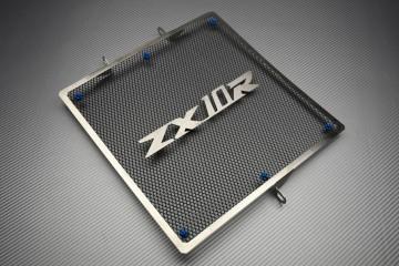 Radiator protection grill  KAWASAKI ZX10R / RR / SE 2011 - 2020