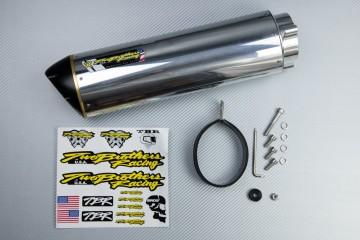 Slip On Exhaust HONDA CBR 929 954 RR  2002 - 2003 TWO BROTHERS Aluminum / Magnesium
