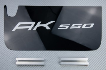 Kofferteiler KYMCO AK550 2017