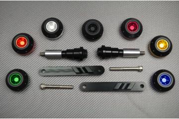 Tampons / Roulettes de protection HONDA CBR 125 250 10 / 13