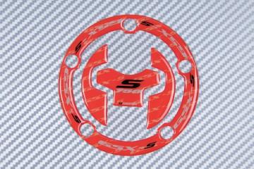 Adesivo protezione tappo serbatoio SUZUKI