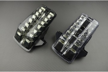LED Taillight with Integrated turn signals for Suzuki SV 650 1000 2003+