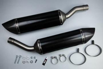 Escape AKRAPOVIC YAMAHA YZF R1 2007 - 2007