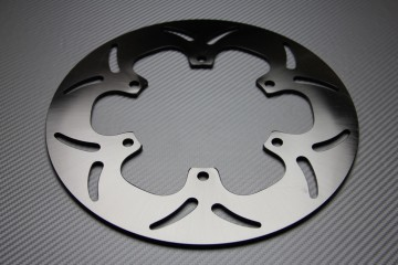 Pair of Front Solid brake discs 282mm many YAMAHA