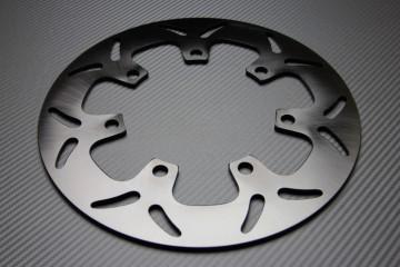 Pair of Front Solid brake discs 270mm many KAWASAKI