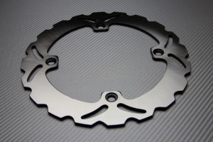 Pair of Front Wave brake discs 256mm many HONDA