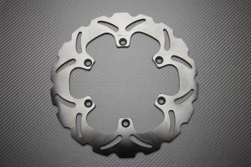Pair of Front Wave brake discs 267mm many YAMAHA