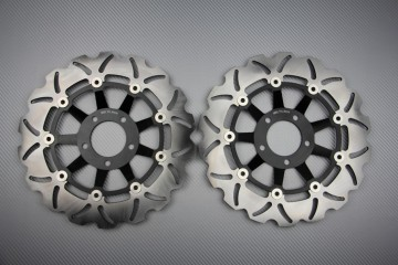 Paar wave Bremsscheiben 310mm viele SUZUKI