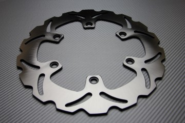 Pair of Front Wave brake discs 296mm many HONDA & CAGIVA